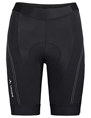 Vaude Damen Women's Pro Pants III, Hose für den Performance-Radsport Black, 40 - Damen-lab