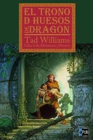 Trono de huesos de dragon, el par Tad Williams
