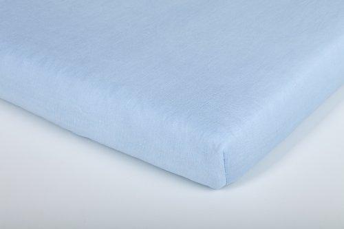Träumeland TT02033 Jersey Spannbetttuch für Babymatratze 60 x 120 cm + 70 x 140 cm - 3