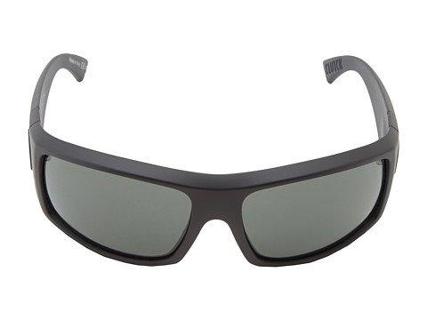Von Zipper Clutch Sonnenbrille, Satin-Grau
