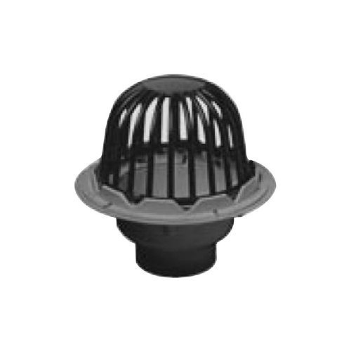 Oatey 78016 PVC Roof Drain with Plastic Dome, 6-Inch by Oatey -