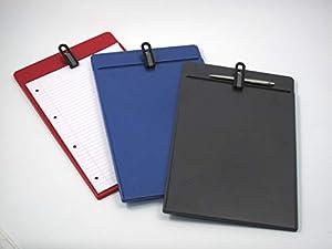 Adventa KBS01-AS Kilpboard, Plastic, Papelería, Clipboard Pack