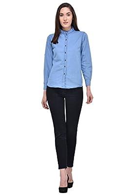Mayra Women's Denim Shirt (1705T11064)