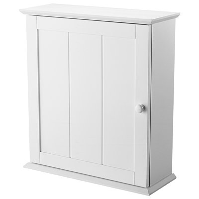 Showerdrape Oakland Single Door Cabinet Shaker Style Cabinet