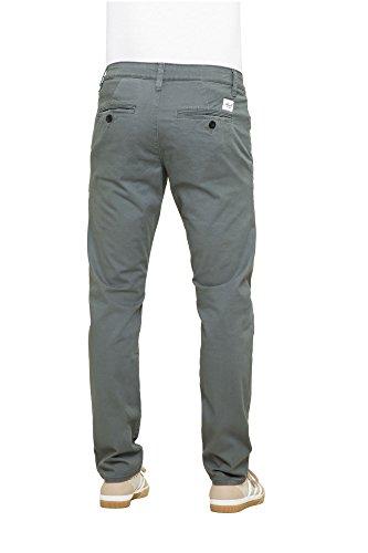 REELL Pant Flex Tapered Chino Artikel-Nr.1100 - 1042 Graphite Grey