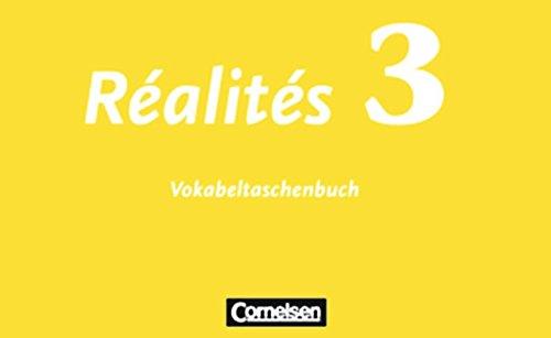 Réalités - Aktuelle Ausgabe / Band 3 - Vocabulaire,
