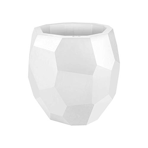 elho Pure Cone High Vaso da Giardino 43x43x66.3 cm Ocra 45 cm