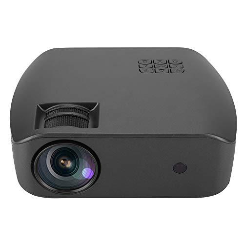 Topiky Mini Theater Projektor, tragbarer HD 4.0