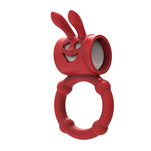 MXD 100{a222491e2214c5434397be7c941518558393ed3bef6ce97d4e27c5479081653b} wasserdichter Silikon-weicher und elastischer Schlag-Zeitverzögerung Pe * NIS Ring verwendbar für das T-Shirt der Männer Wrist Watch (Color : Red)