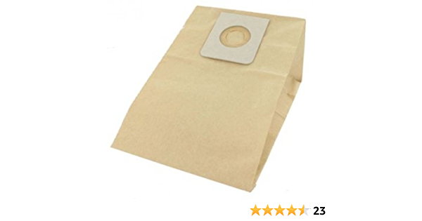 5 x GM Dust Bags for Nilfisk GM300 Spring GM305 GM310 Vacuum Cleaner