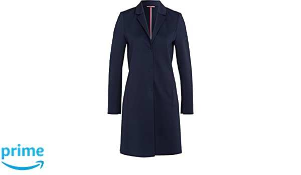 BRAX Porto 98 6217 Cappotto, Blu (Navy 22), 46 Donna: Amazon