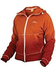 Dye Girls Hoody Naranja Burnt, talla M