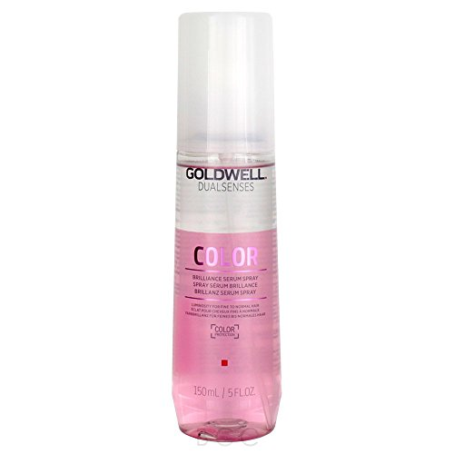Goldwell Dualsenses Color Brilliance Serum Spray, 1er Pack (1 x 150 ml) (Conditioner Extra-feuchtigkeit)