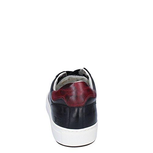 DAcquasparta , Baskets pour homme Marrone / Nero / Bordeaux Noir