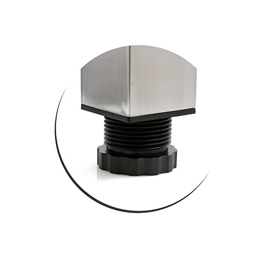 Billig Design61 4er Set Sockelfuss Stellfuss Kuchenfusse Mobelfusse