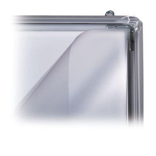 Antireflex-Schutzfolie A1 Stärke 0,5mm für Kundenstopper Plakatständer Klapprahmen