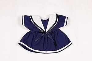 Moda de muñecas Sturm 8992-T20 Vestido de Marinero para Peluches, Color Azul Marino