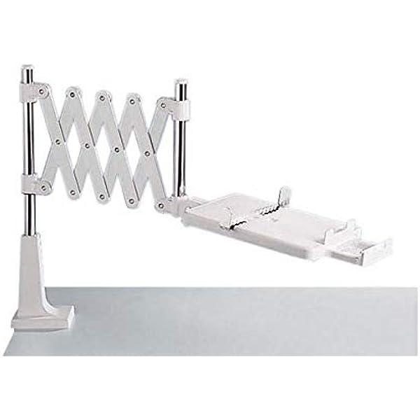 Maul Telefon Scherenarm Klassiker Metall Schwenkarm Tragkraft 5 Kg Grau 8315082 Küche Haushalt