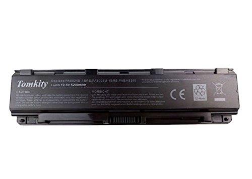Tomkity 5200mAh 10,8V Batteria per Toshiba Satellite C850 C855 C870 C875 L870 L875 P850 P855 P870 P875