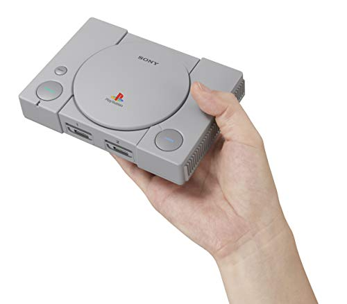 Sony PlayStation Classic Console Img 1 Zoom