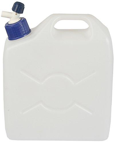 Inpress Kunststoffe Wasser Container mit Gap und Tippen-Transparent, 25Liter - Top Lebensmittel-lagerung-container