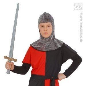 Widmann-WDM3286C Kostüm für Mädchen, Grau, WDM3286C