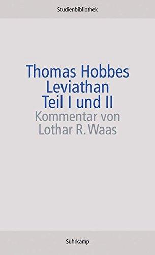leviathan-oder-stoff-form-und-gewalt-eines-kirchlichen-und-burgerlichen-staates-suhrkamp-studienbibl