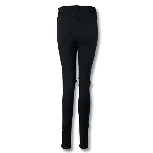 LILICAT Pants -  Jeans  - Donna Black