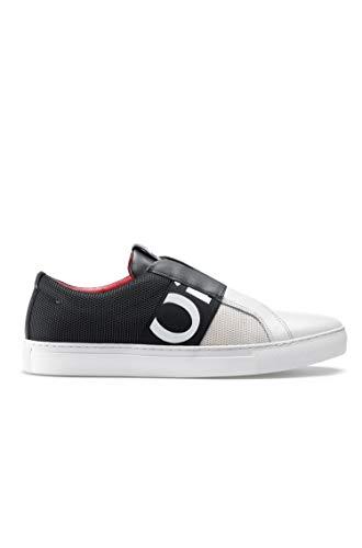 HUGO Herren Sneaker Futurism_Slon_mxl Weiß 43