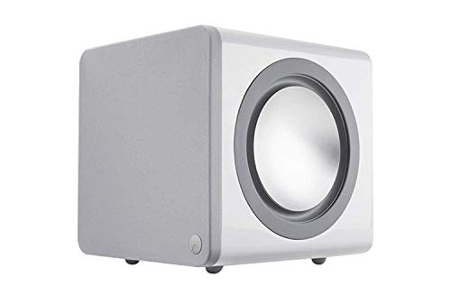 Cambridge Audio Minx X201 SUBWOOFER MIT 200W (Schwarz)