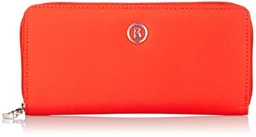 Bogner Damen Verbier Ela Purse Lh12z Geldbörse, (Orange), 1.0x10.0x20.0 cm