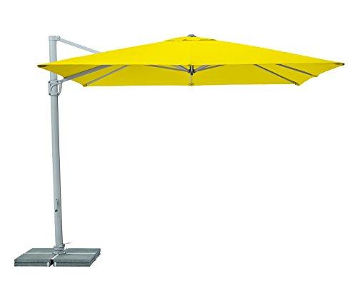 Suncomfort by Glatz, Sunflex 300 x 300 cm, bright yellow, hell gelb