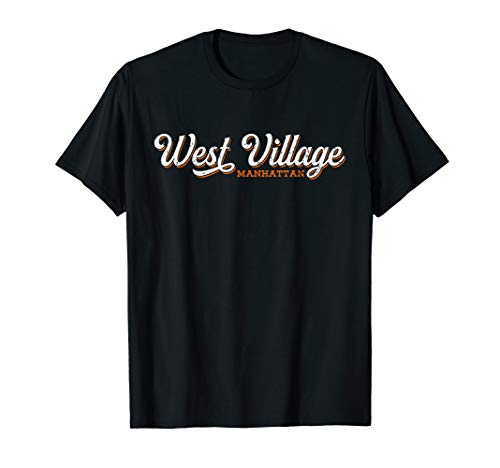 West Village NYC Manhattan Shirt