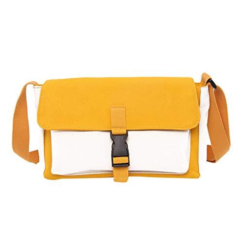 Roxy Canvas Tote (Damen Schultertaschen,Rifuli Mode Tasche große Kapazität Computer Tasche Student Rucksack Umhängetasche Rucksäcke Taschen Messenger Bags Daypacks Taschen)