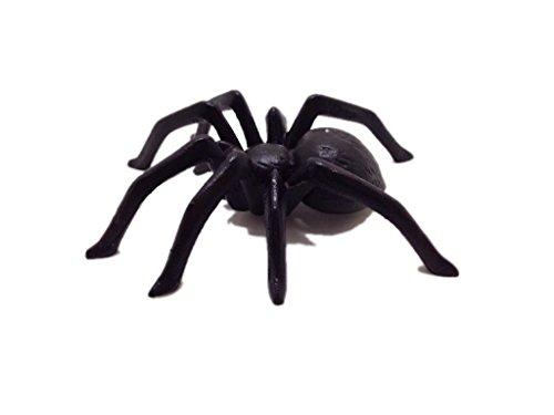 """Dekofigur\""""Spinne groß\"""" aus Gusseisen, zum Anbringen an Haus, Wand, Flur. außergewöhnliche Dekoration für Haus und Garten"""