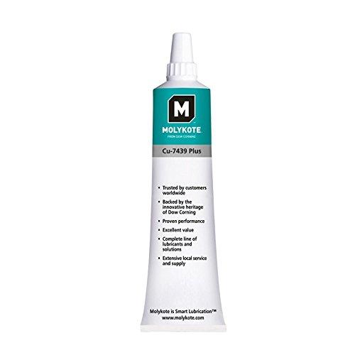 Preisvergleich Produktbild Molykote CU-7439 Plus Kupferpaste 100g