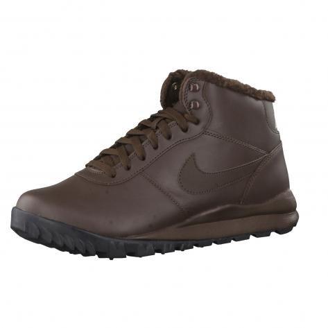 Nike Uomo Hoodland Leather Scarpe da trekking Marron Size: 44
