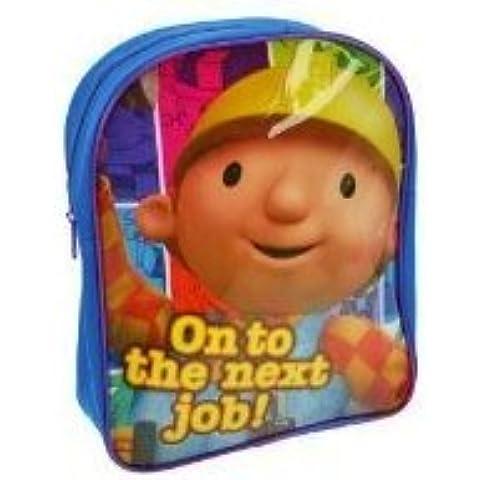 """Bob the Builder-Zaino» sul fianco lavoro! """"- Zaino per la scuola"""