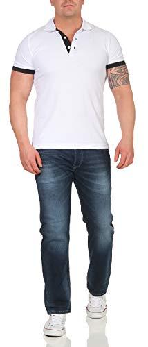 Diesel Waykee Deep Blue Wash Regular-Straight Jeans - 33