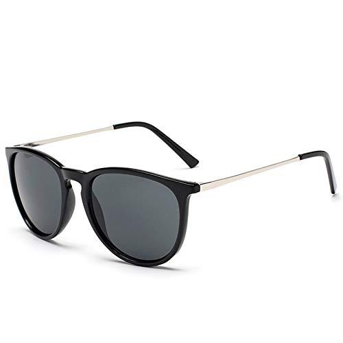JYTDSA Runde Sonnenbrille Frauen männer Sonnenbrille Legierung Spiegel Damen Sonnenbrille Brillen