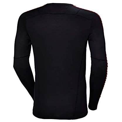 Helly Hansen HH Lifa Crew, Performance Base Layer for Men, Lightweight Insulation and Comfort 2
