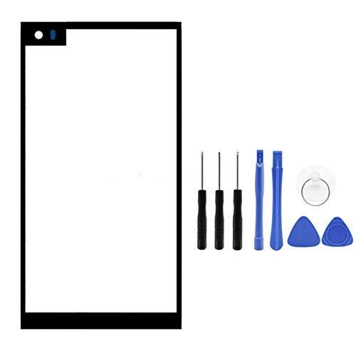 Screen Glas Panel Objektiv Ersatz für LG V20-Außen Schwarz Front Screen Top Glas Panel Objektiv Ersatz für LG V20vs995US996ls997H918H910mit Öffnung Tools (Nicht LCD & Nicht Digitizer) (Handy-ersatz-bildschirm Lg)