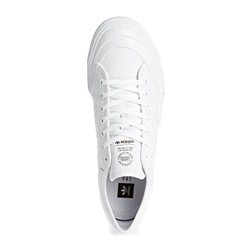 De Adidas Unisex Jogo De Tênis Skate Calçados Quadra Brancos calçados Brancos Adulto Brancos wxrH1YqAx