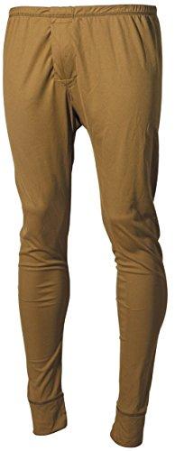 US Unterhose, Level I, GEN III, coyote tan Größe: XL -