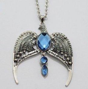 Rowena Ravenclaw Lost Diadem Tiara Horcrux Necklace