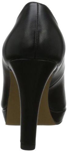 s.Oliver Casual 5-5-22400-32, Scarpe col tacco Donna Nero (Schwarz (Black Nappa 22))