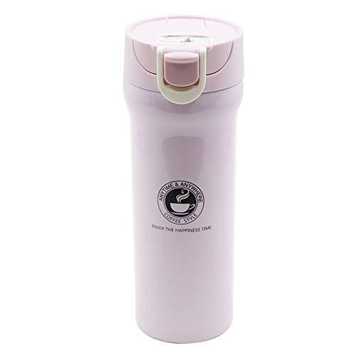 Edelstahl Thermobecher, Vakuum-Isolierte Isolierflasche Reise-Becher/Business...