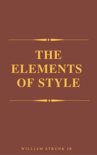 The Elements of Style ( 4th Edition)