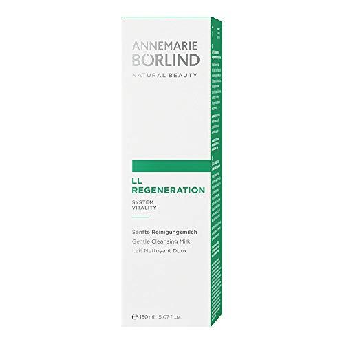 Annemarie Börlind LL Regeneration femme/woman, Reinigungsmilch, 1er Pack (1 x 150 ml)