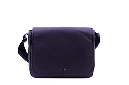 Armani Jeans Messenger Bag Black